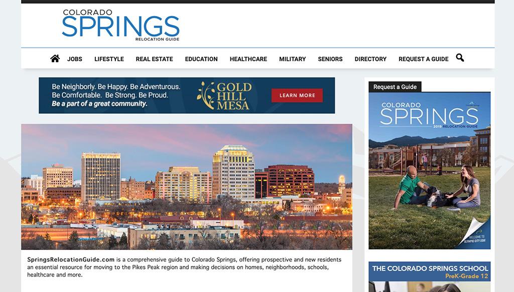 Colorado Springs Relocation Guide